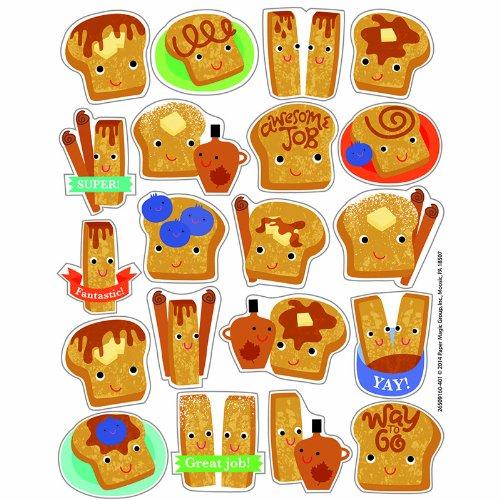 Eureka Cinnamon Stickers, Scented (650916)