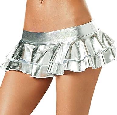 934fde8d97844a DELEY Femmes Lingerie Sexy Faux Cuir sous-Vêtements Wetlook Clubwear ...