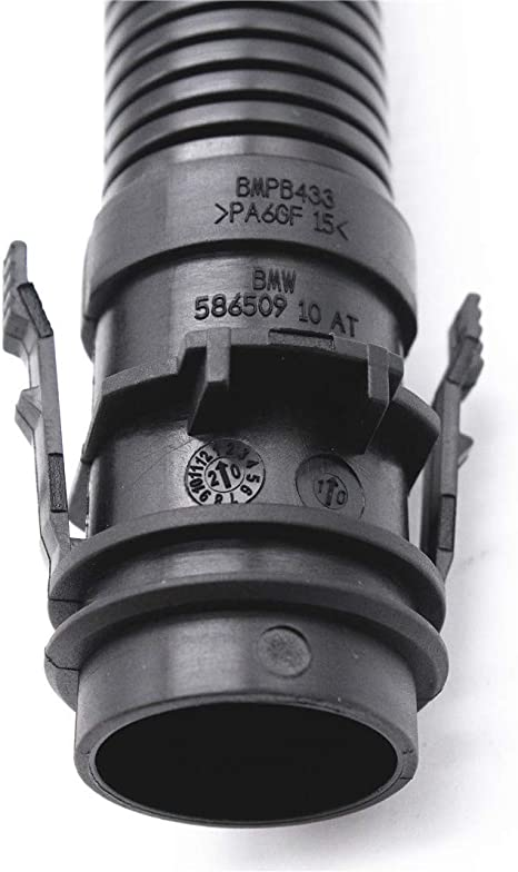 Takpart Luftfilterschlauch Entlüftungsrohr Luftfilteransaugung Für E81 E90 E91 E60 13717803842 Auto