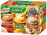 Knorr Cup Soup vegetable potage Variety box 20 bags Japanese Edition
