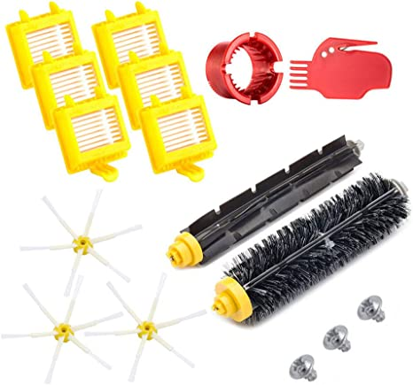 Parts Brushes Filters Robot Vacuum Cleaner Tool Replacement Accessories
