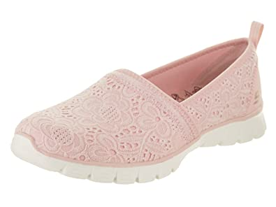 Skechers EZ Flex 3.0 Swift Breeze Womens Slip On Sneakers Light Pink 6 294aca408