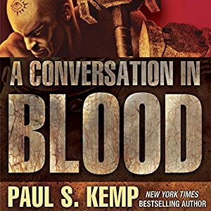A Conversation in Blood Audiobook