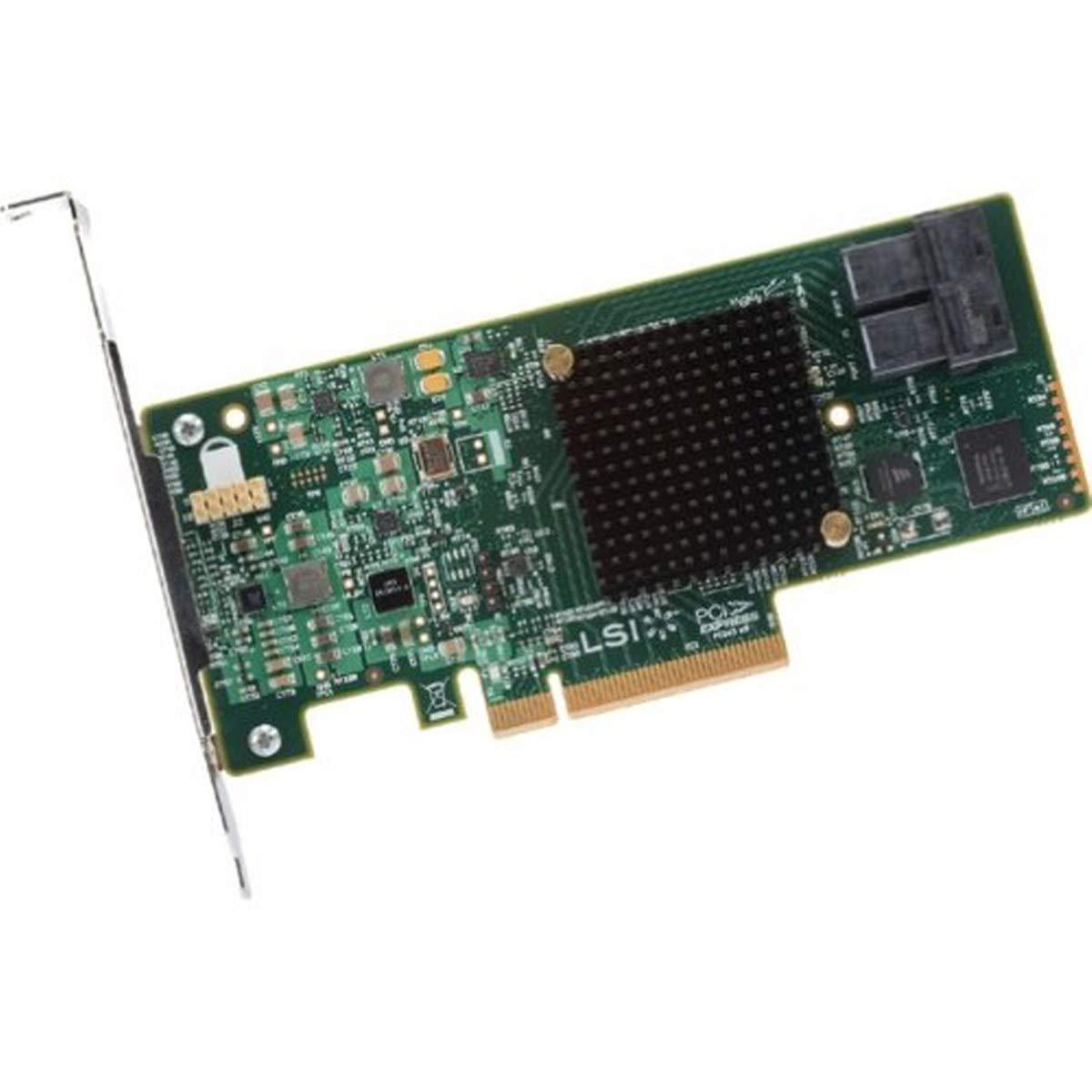 LSI Logic MegaRAID SAS 9341-8i SGL LSI00407 by LSI
