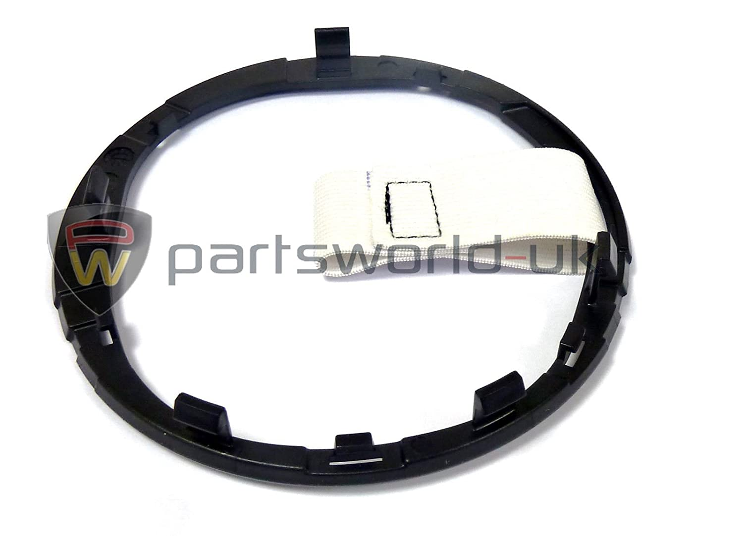 Genuine Fiat 500 & 500C Gear Lever Gaiter Retaining Ring Surround - 71775051