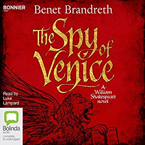 The Spy of Venice Audiobook
