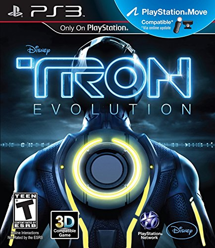 TRON: Evolution - Playstation 3 (Video Games For Playstation 3)