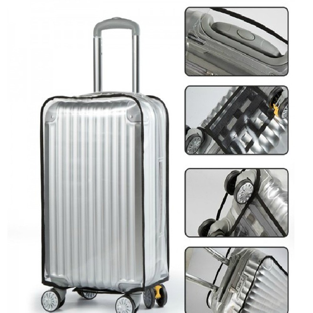 Gigabit Luggage Protector Case PVC Baggage Cover Suitcase Protective Cover by Gigabit (Image #4)