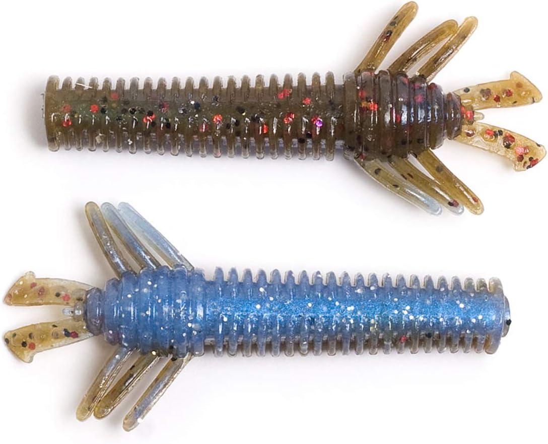 Catch Co 10,000 Fish Sukoshi Bug Soft Plastic Finesse Craw Bait