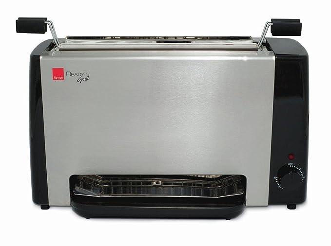 Amazon.com: Ronco Ready Grill Parrilla de cocción cubierta ...