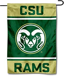Colorado State Rams Garden Banner Flag