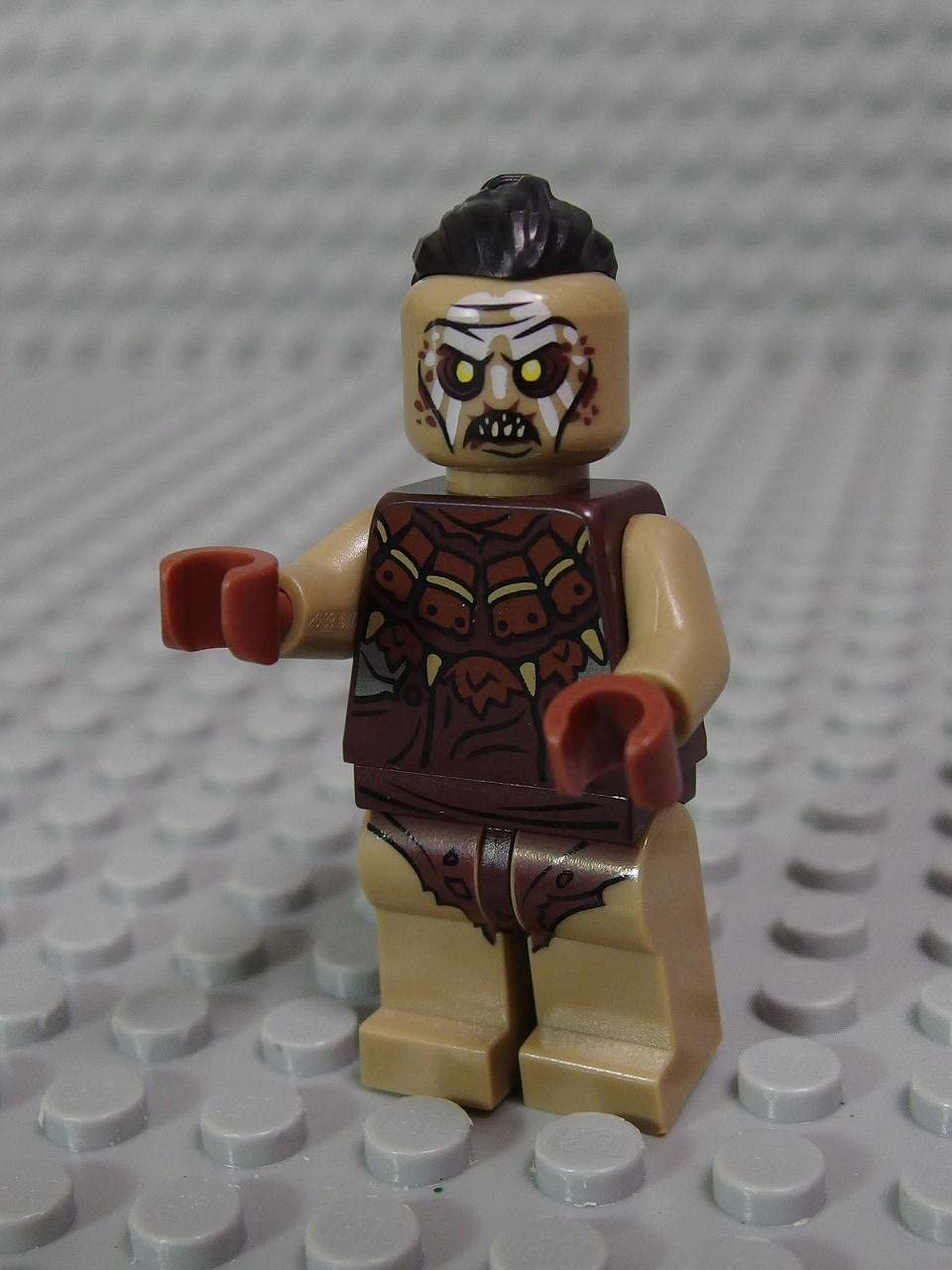 LEGO Minifig The Hobbit_101 Hunter Orc_C