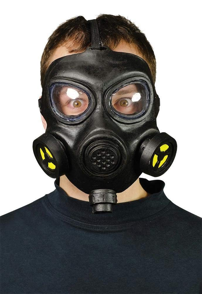Kleidung & Accessoires Gas Mask Radioactive Breaking Bad