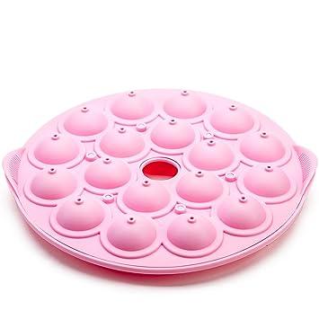 Molde de silicona para tartas de Rulicone – Molde circular para hornear – Moldes de dulces