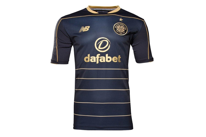 New Balance 2016-2017 Celtic Away Football Soccer T-Shirt Trikot
