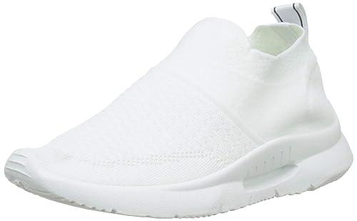 famosa marca de diseñador brillante en brillo Zapatos 2018 XTI 49098, Zapatillas sin Cordones para Mujer