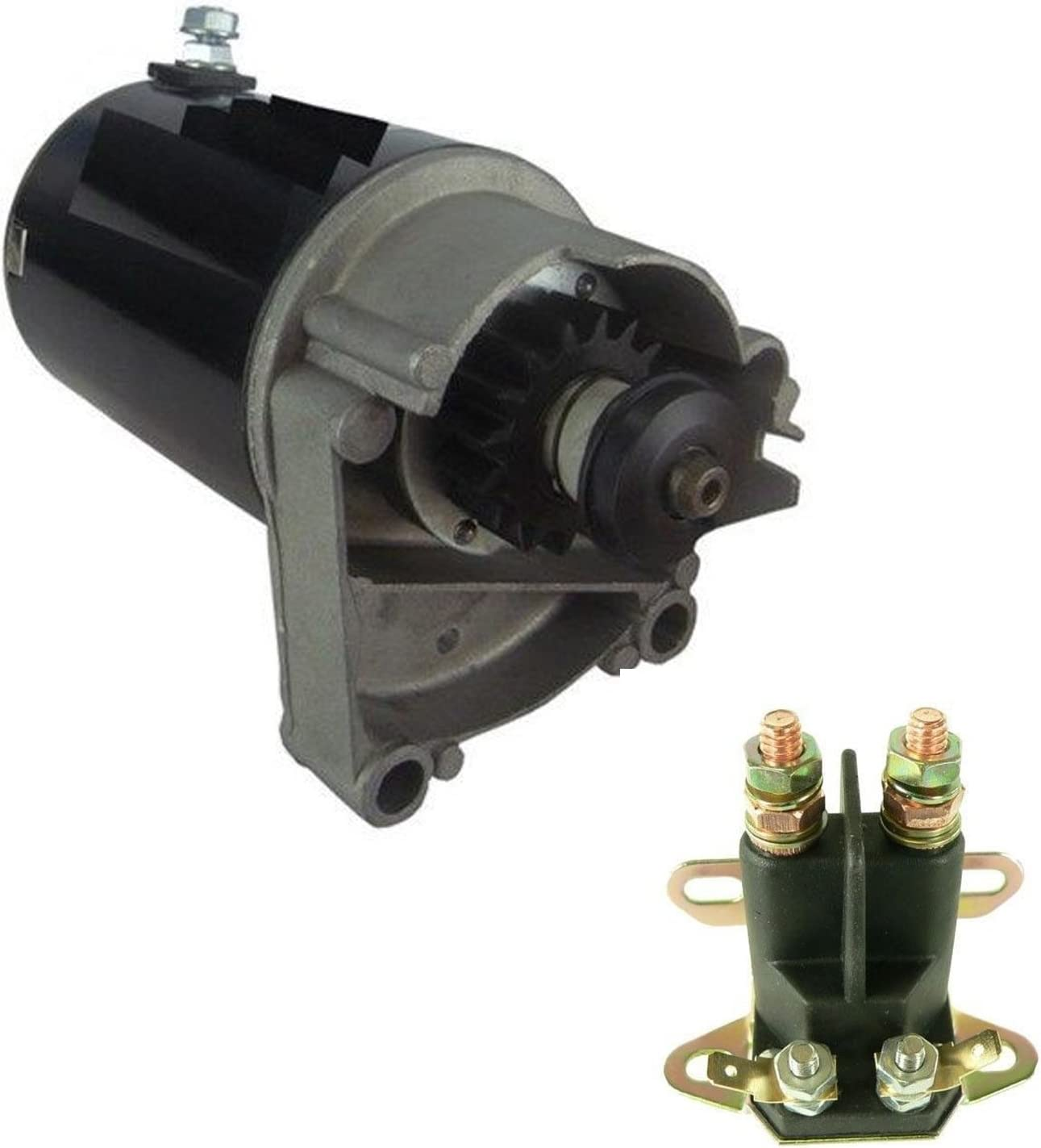 Amazon.com: New Starter Solenoid Kit de John Deere para ...
