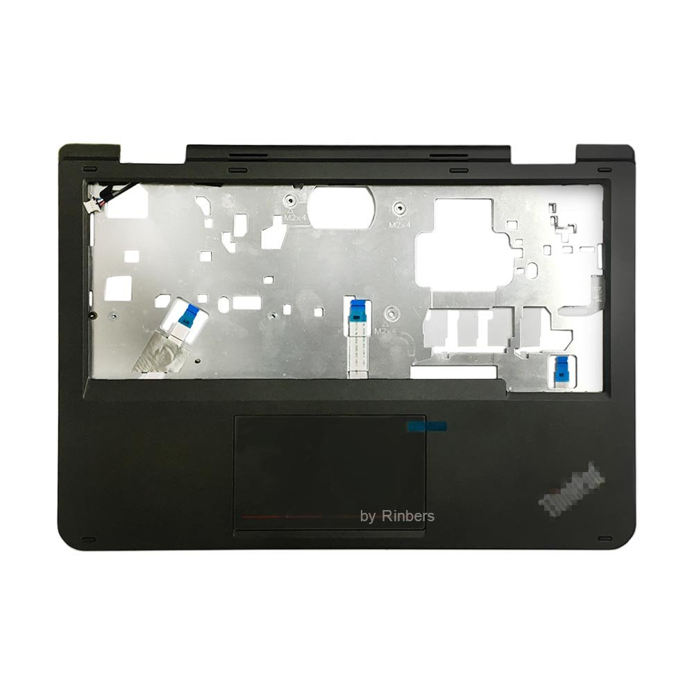 Rinbers Upper Palmrest Cover with Touchpad Trackpad