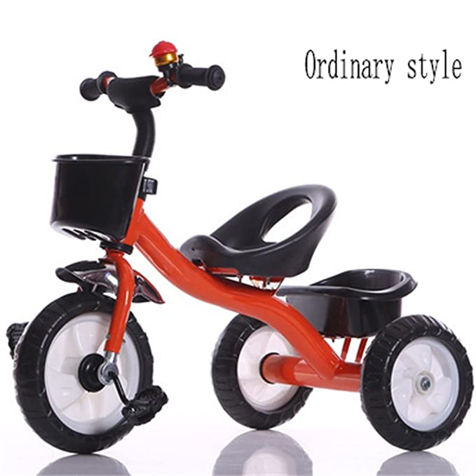 Bike niño Interior al Aire Libre el pequeño Triciclo Bicicleta ...