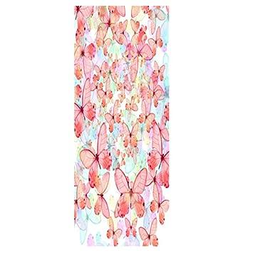 ASDFGH Impreso Color Rápido-sequedad Yoga Mat Toalla, Toalla ...