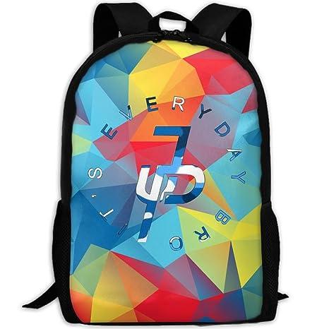 57bbebc15c Amazon.com   JAKE-PAUL - IT`S EVERYDAY BRO Unisex Stylish Fashion Backpack  College School Hiking Gym Bag Backpack   Sports   Outdoors