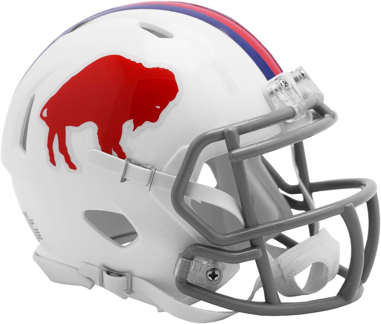 Riddell NFL Buffalo Bills Retro Revolution Speed Mini Helmet