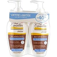 Rogé Cavaillès Soin Toilette Intime Anti-Bactérien Lot de 2 x 200 ml