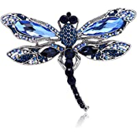 Broche De Diamantes De ImitacióN para Damas Vintage, Broches de libelula, Mujeres Joyería, Accesorios De Vestir, Estilo…