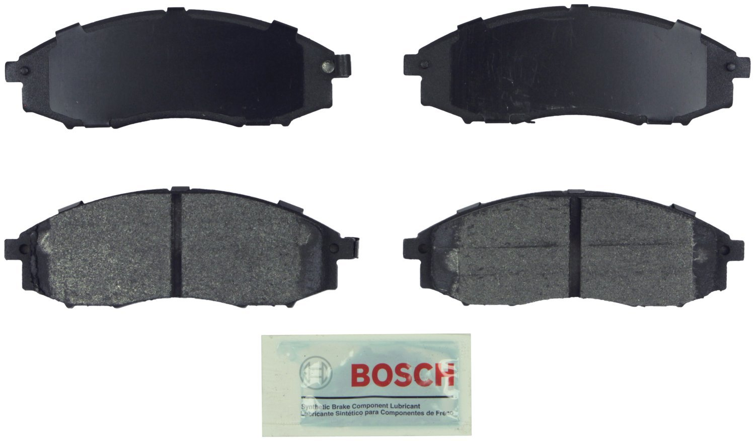 Bosch BE830 Blue Disc Brake Pad Set