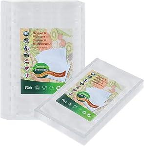 Vacuum Sealer-Bags Food-Saver Bags for Food-Storage - 200 Count(6