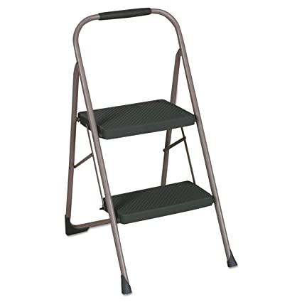 Sensational Amazon Com Cosco 11308Pbl1E 2 Step Big Step Folding Stool Beatyapartments Chair Design Images Beatyapartmentscom