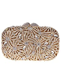 Fawziya Bling Fireworks Crystal Clutch Clutches And Evening Bags