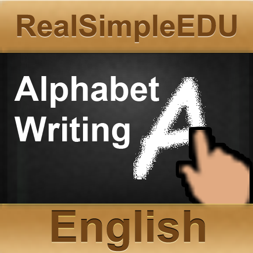 Learn English Alphabet Writing - Related Writing