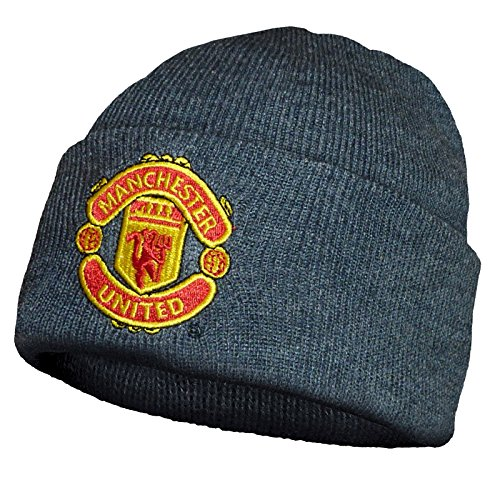 manchester-united-football-club-official-soccer-gift-knit-bronx-beanie-hat-grey