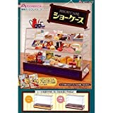 Petit sample series dedicated display showcase SHOW CASE storage toy Re-Ment