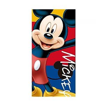 Disney Toalla Playa Mickey Joyful Microfibra