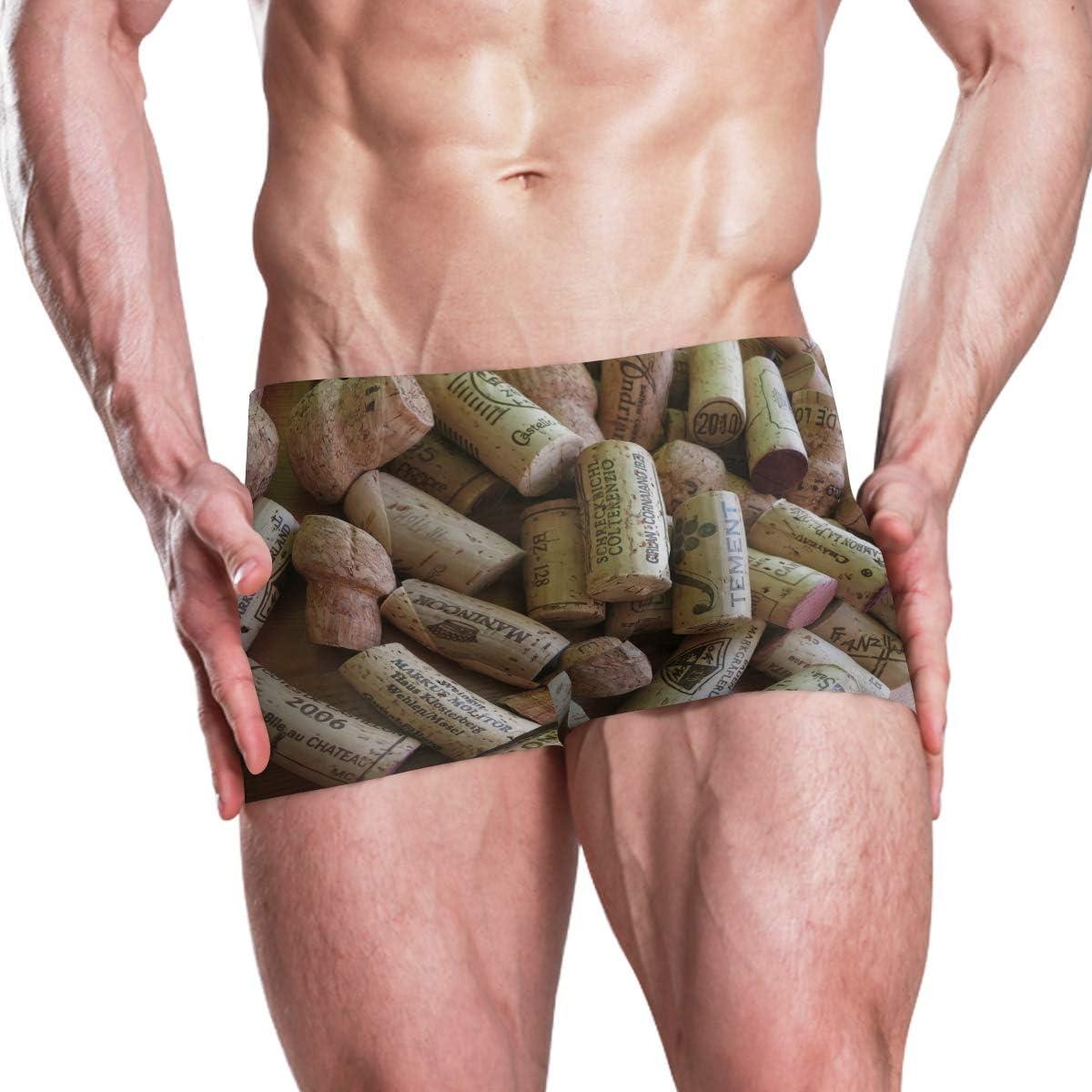 Red Wine Corks - Bañador para hombre: Amazon.es: Ropa y ...