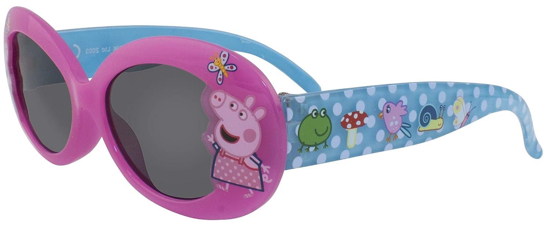 Peppa Pig and Friends Girls Pink Sunglasses