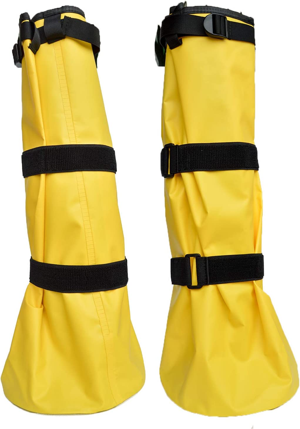 Yeezo 馬 浸漬ブーツ 馬蹄 ソーキングバッグ フーブ ラップドソーカー バッグ 馬 脚 ケア アイシング処理 バケツ 特大サイズ ドローストリング クローズフィット EVAフォームパッド 2個パック