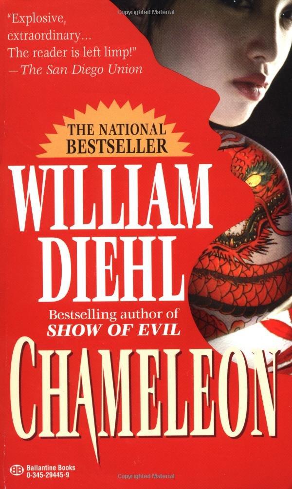 Amazon chameleon 9780345294456 william diehl books fandeluxe Choice Image
