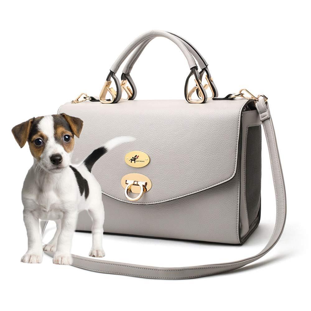 JFRI Pet Carrier Pet bag cat dog bag out portable bag Teddy bag ventilation breathable bite resistant
