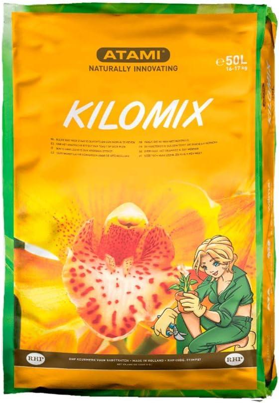 Sustrato para el cultivo en Tierra de Atami Kilo Mix (50L)