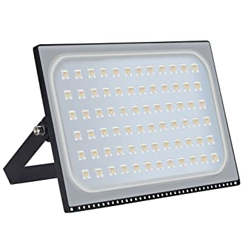 500W LED Blanco cálido IP67 impermeable Foco Proyector Reflector ...