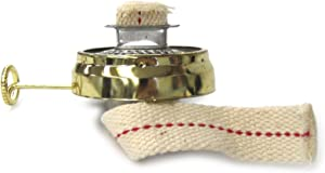 Glo Brite by 21st Century L08279 Replacement Brass Burner for Dietz Air Pilot Lanterns