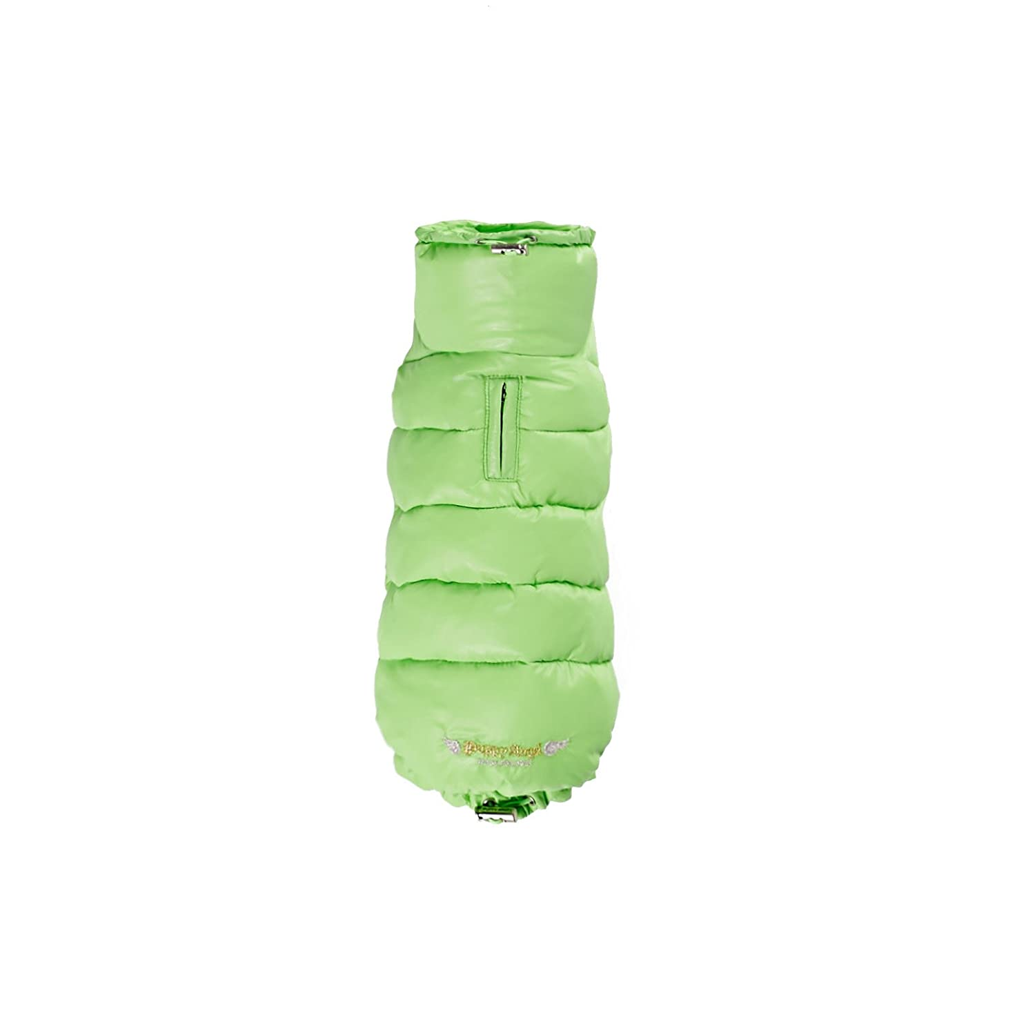 Green 7X-Large Green 7X-Large Puppy Angel PA-OW230- 817 GN 7XL Dog Padding Coat, 7X-Large, Green