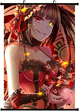 "Date A Live Kurumi Tokisaki Sex Girl 36/"" x 24/"" Large Wall Poster Print Anime HOT"