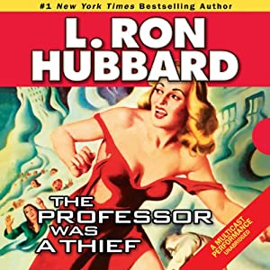 The Professor Was a Thief Audiobook