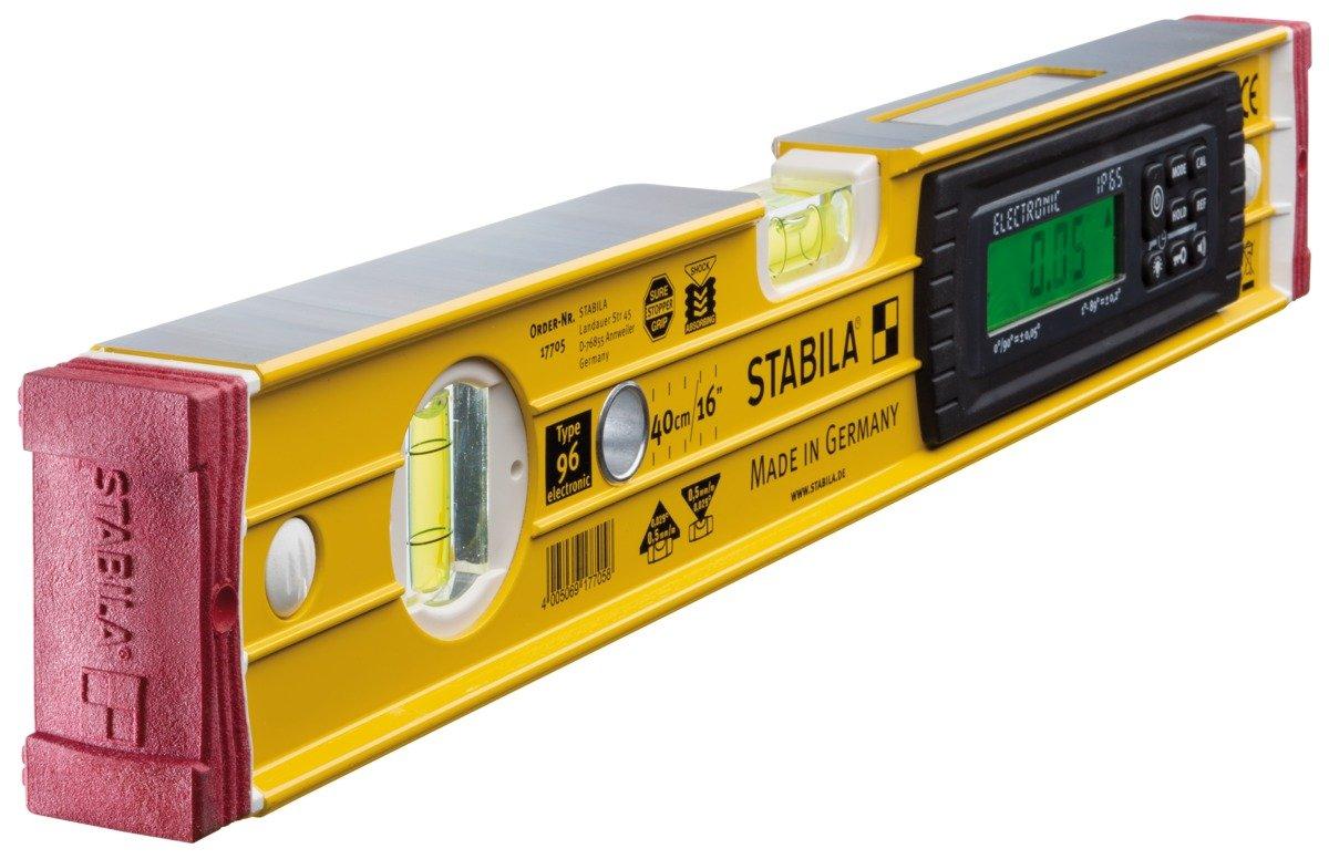 Stabila 17705 Nivel Electró nico, 40 cm STB962E40