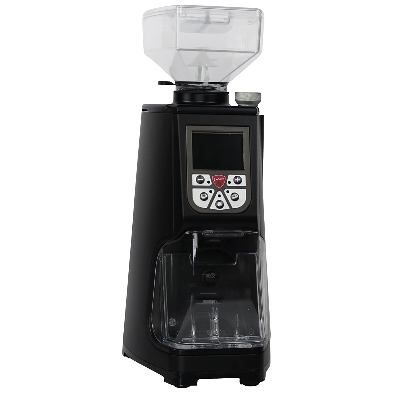 Eureka Atom Espresso and Coffee Grinder (Matte Black)