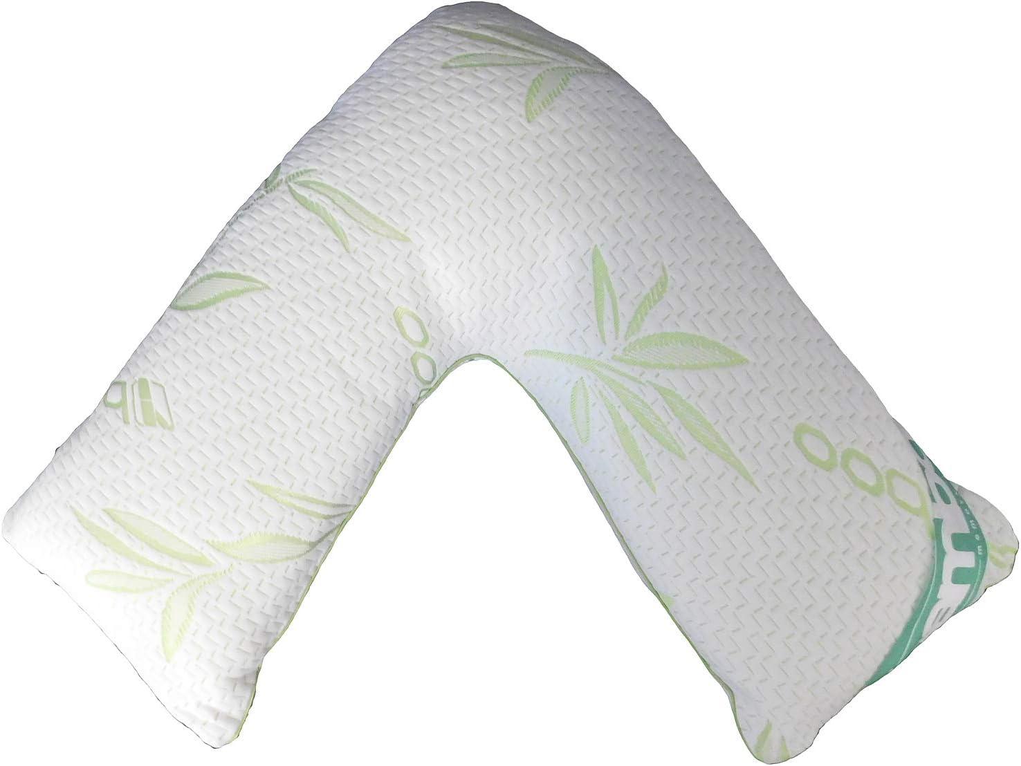 AR Textile Luxury BAMBOO V Shape Pillow